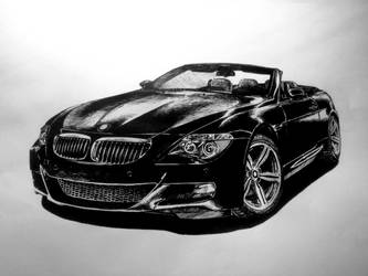 BMW M6 by BabysGotATemper