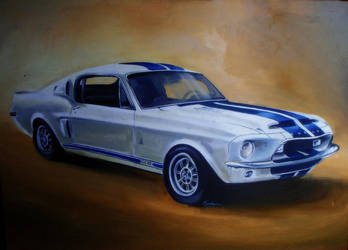 Shelby Cobra GT350 by BabysGotATemper