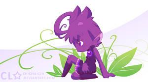 Synthetic Garden by chicinlicin