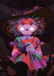 Queen Eclipsa by chicinlicin