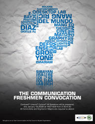 Convocation Poster by bakesix