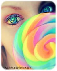 lollipop love. by GemmaZ
