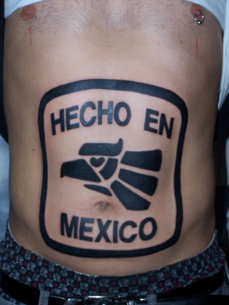 Hecho En Mexico By Jokergotink On Deviantart
