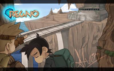 Regno-Comienza la aventura by AlvinRPG