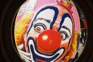 Clown by MikeKnoxville