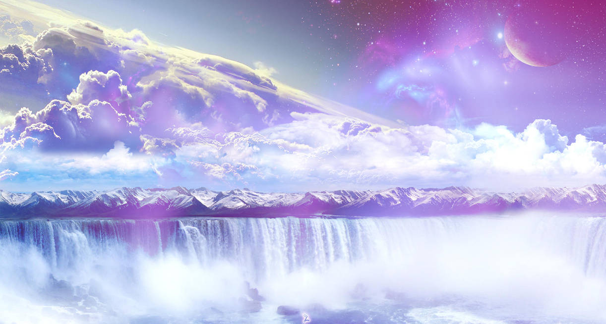 Abstract Universe Wallpaper 2011 - Lei by Lei-design