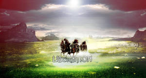 Liberation Wallpaper 2001 - Lei by Lei-design