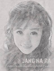 Jang Na Ra by aminion
