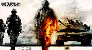Battlefield : Bad Company 2 by abbews