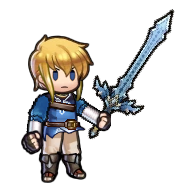 Link FEH - Breath of the Wild by AetherCrusader