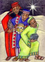 Three wise men by bigvallysgirl