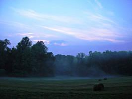Evening Fog by KiTSUNEMAGiC1