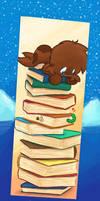 Bookmark - Toby by KiTSUNEMAGiC1