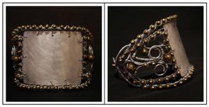 ...bracelet... by BlueBluebell