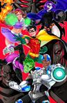 Teen Titans by Cheripi-Art