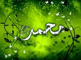 Mohammad by maniPakistani