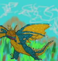 MrFiskbulle tyrant by Cupercrusader
