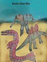Mystic Zann War by Cupercrusader