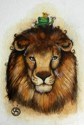 The Real King by Ethlinn
