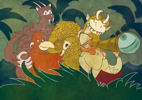 The Amazon by nigillsans