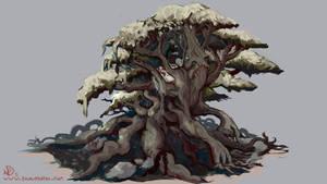 Treeeeeeees by nigillsans