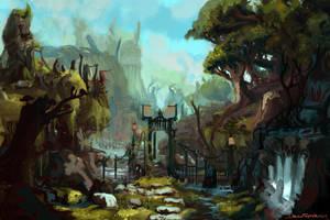 Overgrowth by nigillsans