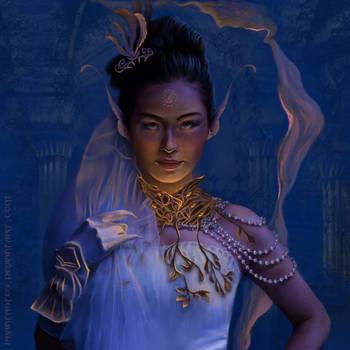 Bride by phantastes