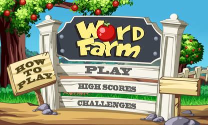 Word Farm by LightBlackStudios