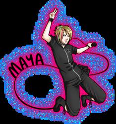 B-SIDE - Maya by TrashBambi