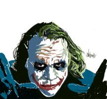 the joker by DivvuartRome