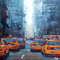 Taxi by DivvuartRome