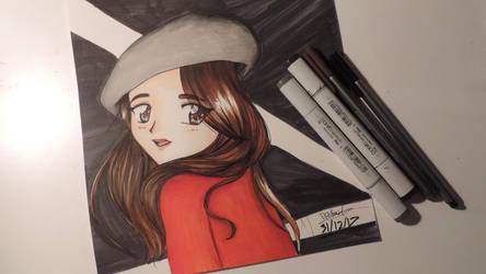 Camila by Dpotrait