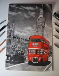 London by Dpotrait