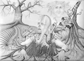 Feed The Tree by Meltin