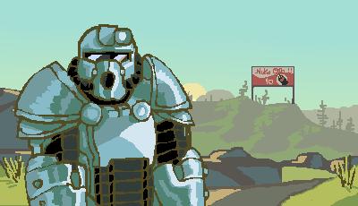 Fallout 3 Wasteland by CosminGX
