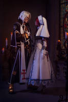 TRINITY BLOOD: are you a human? by MiraMarta