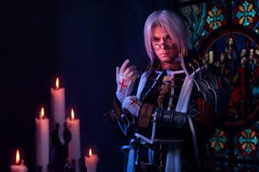 TRINITY BLOOD: Abel by MiraMarta
