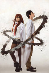 Steins Gate - change the world by MiraMarta