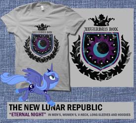 New Lunar Republic by digitalfragrance
