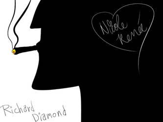 Richard Diamond by NicoleRenee1990