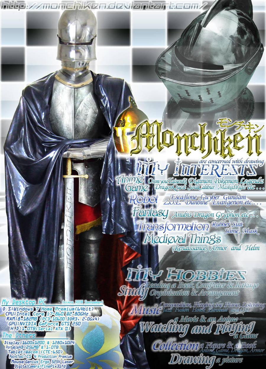 monchiken's Profile Picture