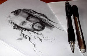 Thorin Oakenshield by Ciril-chan