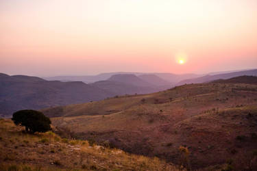 Somewhere in the Mpumalanga mountains by H6RM