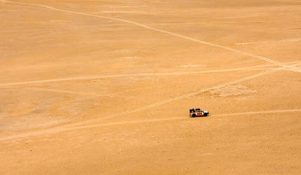 Ranger Odyssey 2014 - a lot of nothingness by H6RM