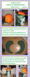 Tutorial mask neliel part 1 by mixxi90