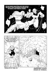 Dragon Ball EX 250 by Sebliet