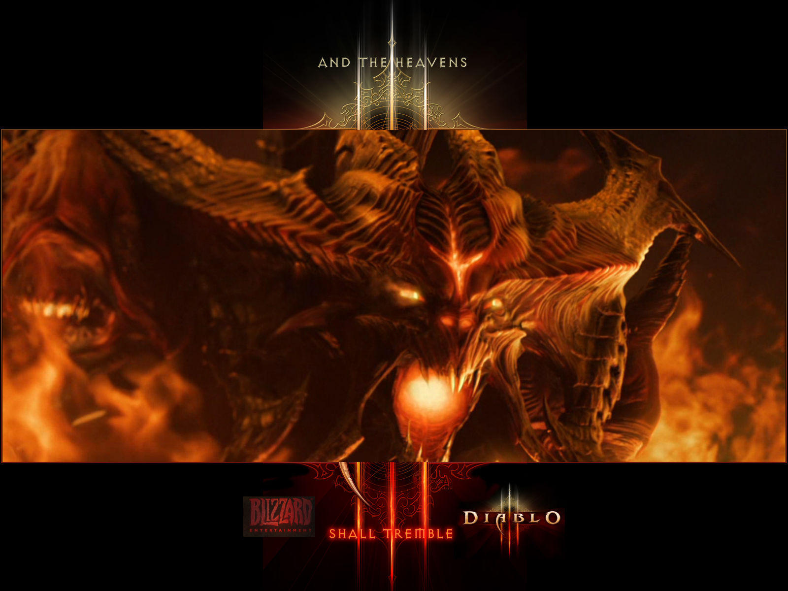 My Diablo 3 Desktop by Holyknight3000