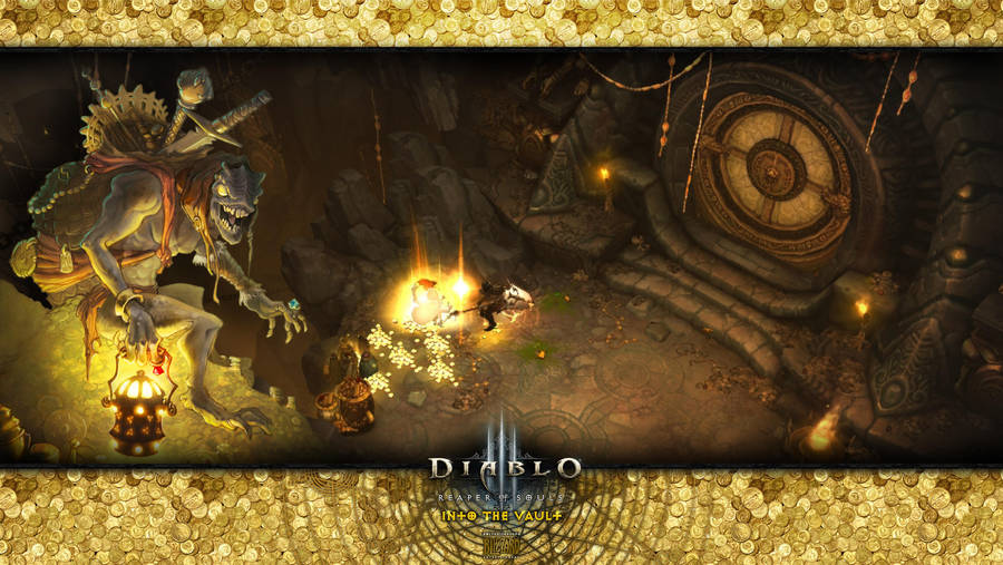 Diablo III Patch 2.1.0: Into the Vault by Holyknight3000