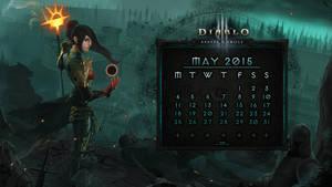 Calendar #11: May 2015 - EU Style by Holyknight3000