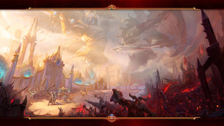 HotS#3: The Eternal Conflict by Holyknight3000